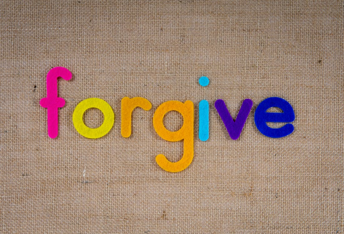 Learning to offer forgiveness can improve mental health